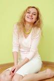 κορίτσι συμπαθητικό Στοκ φωτογραφίες με δικαίωμα ελεύθερης χρήσης