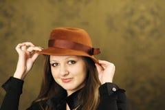 κορίτσι συμπαθητικό Στοκ φωτογραφία με δικαίωμα ελεύθερης χρήσης