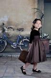 Κορίτσι της Κίνας Στοκ φωτογραφία με δικαίωμα ελεύθερης χρήσης