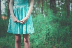 Κορίτσι της Νίκαιας στο δασικό γλυκό 16 Στοκ φωτογραφία με δικαίωμα ελεύθερης χρήσης