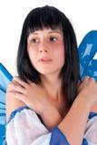 Κορίτσι της Pixie Στοκ φωτογραφία με δικαίωμα ελεύθερης χρήσης