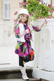 Κορίτσι το καλοκαίρι Στοκ φωτογραφίες με δικαίωμα ελεύθερης χρήσης
