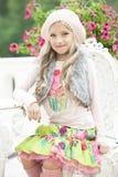 Κορίτσι το καλοκαίρι Στοκ Φωτογραφία