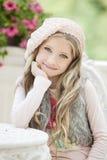 Κορίτσι το καλοκαίρι Στοκ φωτογραφία με δικαίωμα ελεύθερης χρήσης