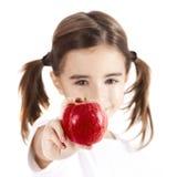 κορίτσι υγιές Στοκ εικόνες με δικαίωμα ελεύθερης χρήσης