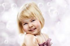 κορίτσι υγιές Στοκ Εικόνες
