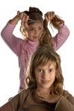 κορίτσι φίλων Στοκ φωτογραφία με δικαίωμα ελεύθερης χρήσης