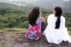 κορίτσι φίλων Στοκ εικόνες με δικαίωμα ελεύθερης χρήσης