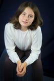 κορίτσι φακίδων λίγα αρκετά Στοκ εικόνες με δικαίωμα ελεύθερης χρήσης