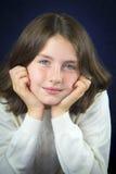 κορίτσι φακίδων λίγα αρκετά Στοκ Εικόνες