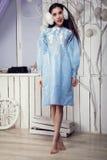 κορίτσι φορεμάτων Στοκ Εικόνες