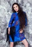 κορίτσι φορεμάτων Στοκ φωτογραφία με δικαίωμα ελεύθερης χρήσης