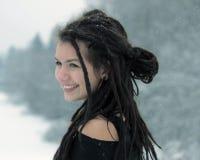 Κορίτσι φόβου Στοκ φωτογραφίες με δικαίωμα ελεύθερης χρήσης