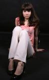 κορίτσι χαριτωμένο Στοκ φωτογραφίες με δικαίωμα ελεύθερης χρήσης