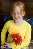 κορίτσι χαρούμενο Στοκ εικόνες με δικαίωμα ελεύθερης χρήσης