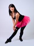 κορίτσι χορευτών Στοκ Φωτογραφίες