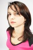 κορίτσι 02 που ανατρέχει Στοκ εικόνες με δικαίωμα ελεύθερης χρήσης