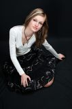 κορίτσι 03 προκλητικό Στοκ φωτογραφίες με δικαίωμα ελεύθερης χρήσης