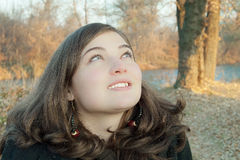 κορίτσι Στοκ φωτογραφία με δικαίωμα ελεύθερης χρήσης