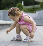 κορίτσι Στοκ Εικόνα
