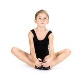κορίτσι ballerina λίγα Στοκ Φωτογραφία