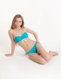 Κορίτσι bikini Στοκ φωτογραφία με δικαίωμα ελεύθερης χρήσης