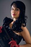 κορίτσι brunette πανέμορφο στοκ φωτογραφία με δικαίωμα ελεύθερης χρήσης