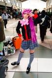 Κορίτσι Cosplay στο Τόκιο Στοκ Φωτογραφίες