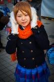 Κορίτσι Cosplay στο Τόκιο Στοκ Εικόνες