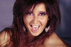 Κορίτσι 3 Disco Στοκ Φωτογραφία