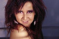 Κορίτσι 4 Disco Στοκ φωτογραφία με δικαίωμα ελεύθερης χρήσης