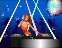 κορίτσι disco