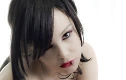 κορίτσι emo Στοκ φωτογραφίες με δικαίωμα ελεύθερης χρήσης
