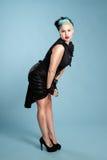 Κορίτσι Goth Στοκ φωτογραφίες με δικαίωμα ελεύθερης χρήσης