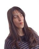 κορίτσι lollypop Στοκ εικόνες με δικαίωμα ελεύθερης χρήσης