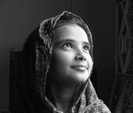 Κορίτσι Preety Στοκ Εικόνες