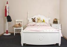 κορίτσι s κρεβατοκάμαρων &ep Στοκ εικόνα με δικαίωμα ελεύθερης χρήσης