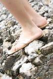 κορίτσι s ποδιών Στοκ φωτογραφία με δικαίωμα ελεύθερης χρήσης