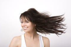 κορίτσι twirly Στοκ φωτογραφίες με δικαίωμα ελεύθερης χρήσης