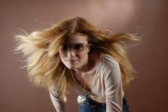 κορίτσι VII μόδας Στοκ φωτογραφία με δικαίωμα ελεύθερης χρήσης