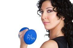 κορίτσι workout στοκ εικόνες με δικαίωμα ελεύθερης χρήσης