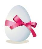 κορδέλλα αυγών τόξων Στοκ Φωτογραφία
