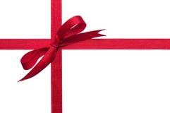 κορδέλλα δώρων Στοκ εικόνα με δικαίωμα ελεύθερης χρήσης