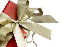 κορδέλλα δώρων στοκ φωτογραφίες