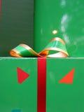 κορδέλλα δώρων Στοκ Φωτογραφία