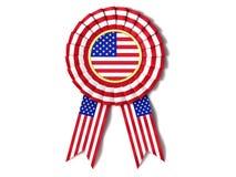 κορδέλλα ΗΠΑ βραβείων διανυσματική απεικόνιση