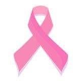 κορδέλλα καρκίνου συν&epsilo Στοκ εικόνα με δικαίωμα ελεύθερης χρήσης