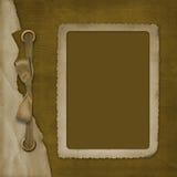 κορδέλλα φωτογραφιών τόξ&omeg Απεικόνιση αποθεμάτων