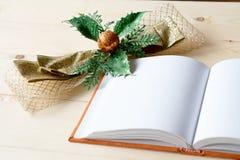 Κορδέλλα Χριστουγέννων όμορφη Στοκ εικόνες με δικαίωμα ελεύθερης χρήσης