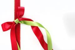 Κορδέλλα Χριστουγέννων Στοκ εικόνα με δικαίωμα ελεύθερης χρήσης